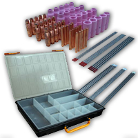 AC DC CONSUMABLES