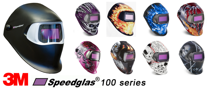 3m Speedglass 100v Welding Helmet Weld Tech Tig Welders